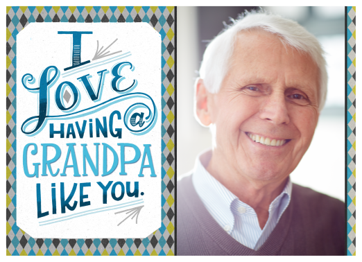 A Grandpa Like You